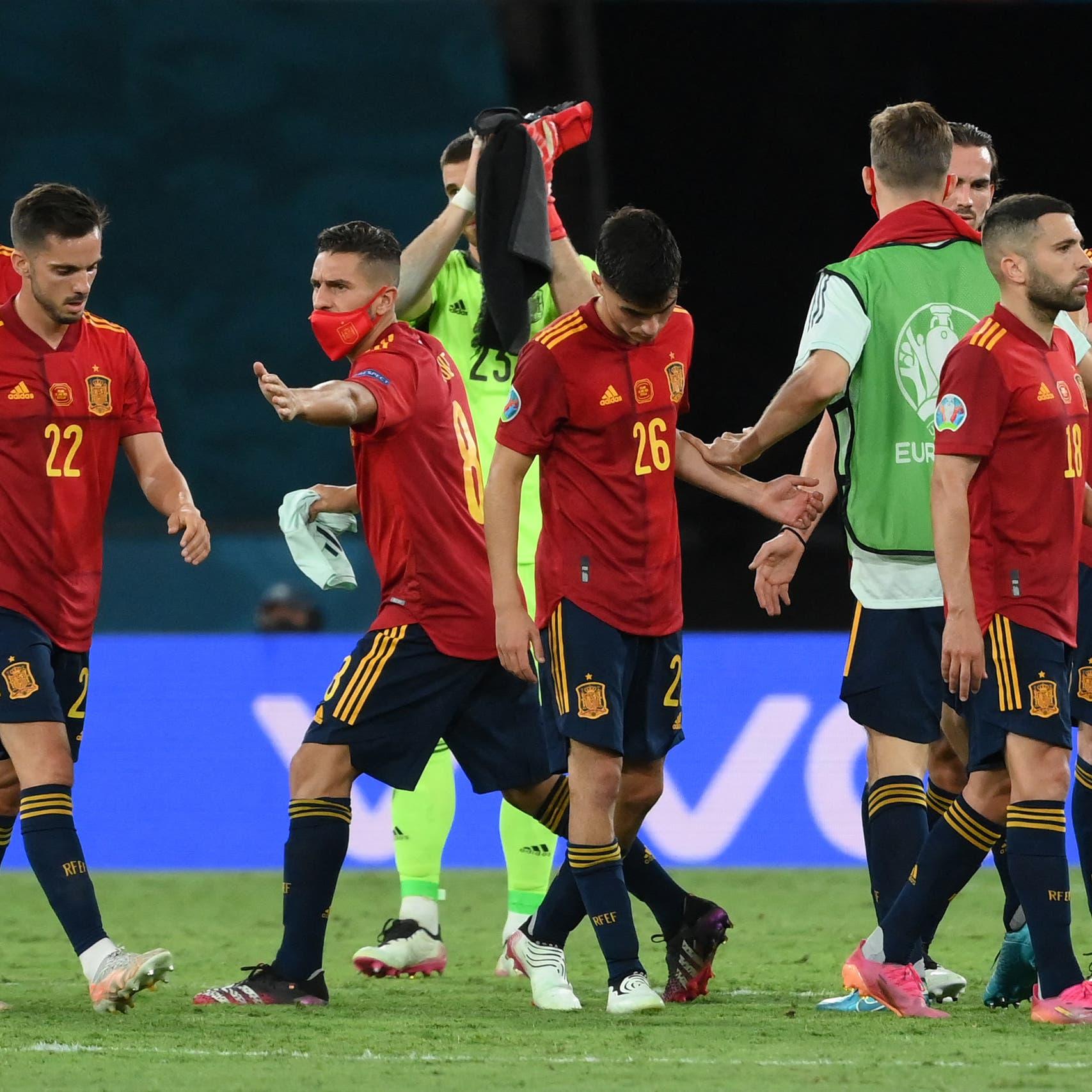 """فوضى """"كورونا"""" في إسبانيا تنتقل إلى داخل الملعب"""