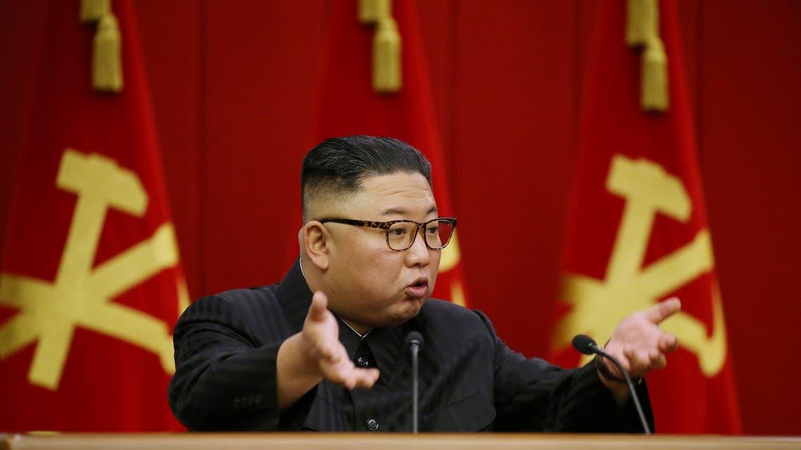 زعيم كوريا الشمالية (رويترز)