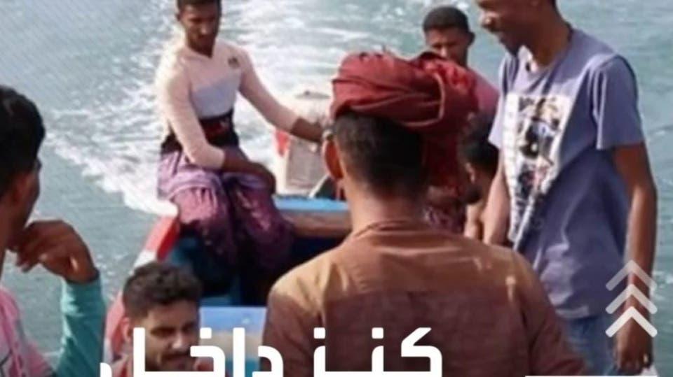 من الفقر لقمة الثراء.. صيادون عثروا على عنبر نادر بحوت نافق