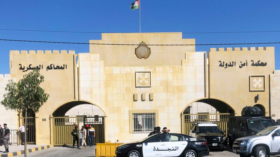 محكمة أمن الدولة في الأردن اليوم 21-6 (رويترز)