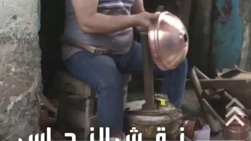 نقاشو ليبيا يصارعون للحفاظ على مهنتهم