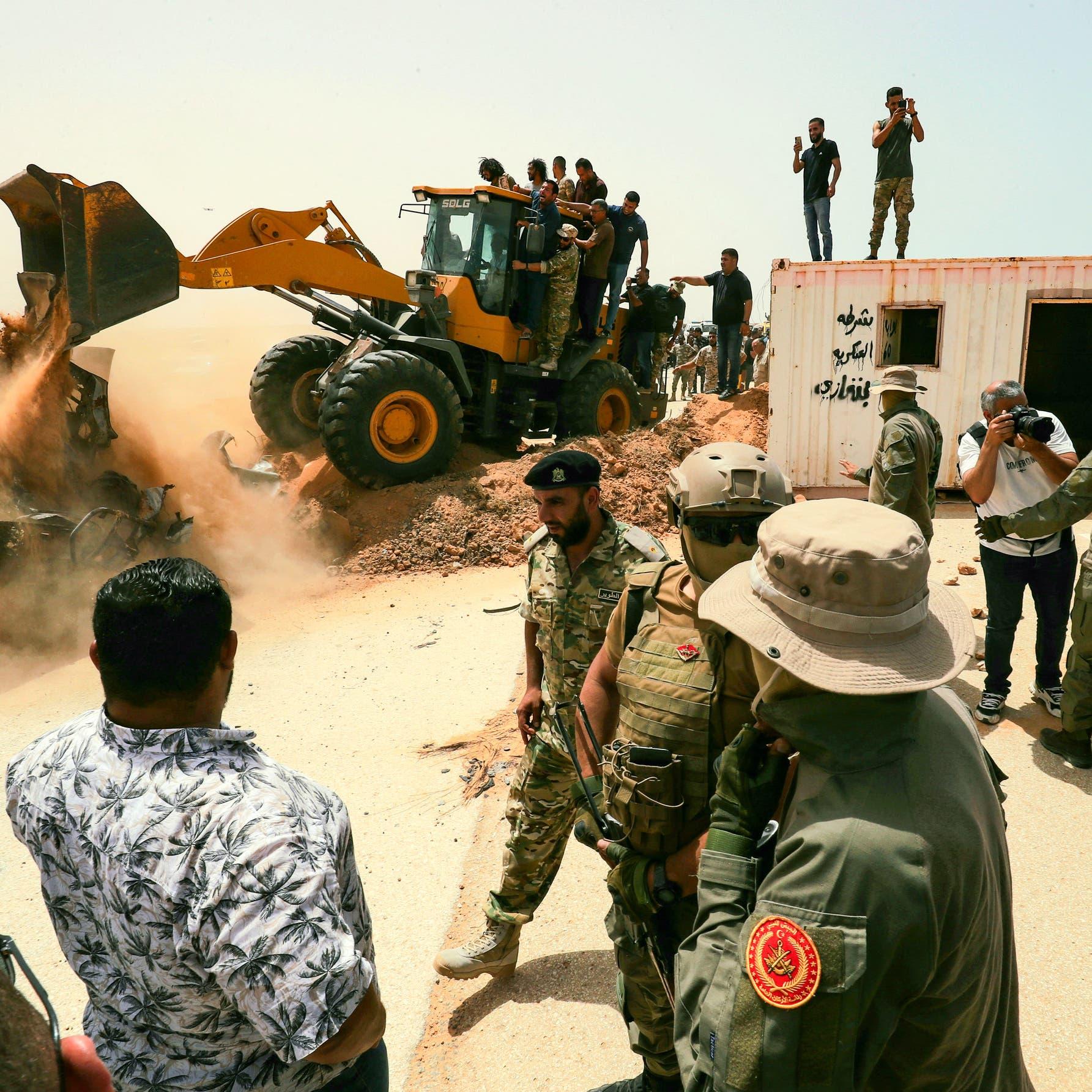 البعثة الأممية: أعمال طائشة تهدد وقف النار في ليبيا