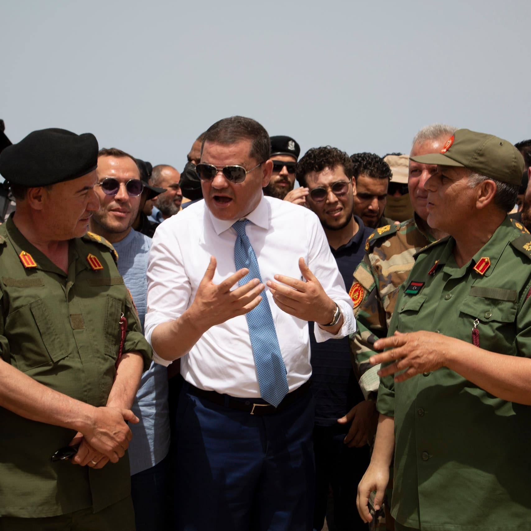 برلمان ليبيا يتمسك بمساءلة الحكومة.. والثقة على المحك