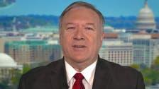 پومپئو: آمریکا نباید با رژیم ایران وارد مراوده شود
