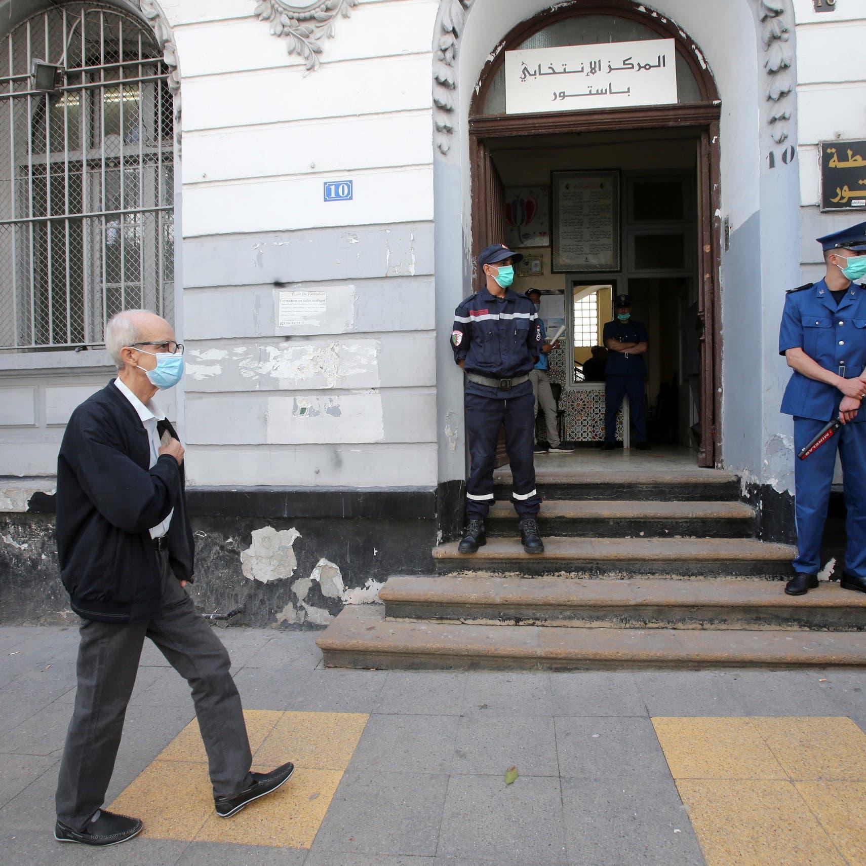 الجزائر.. اعتقال 35 شخصاً بتهمة ارتكاب جرائم انتخابية