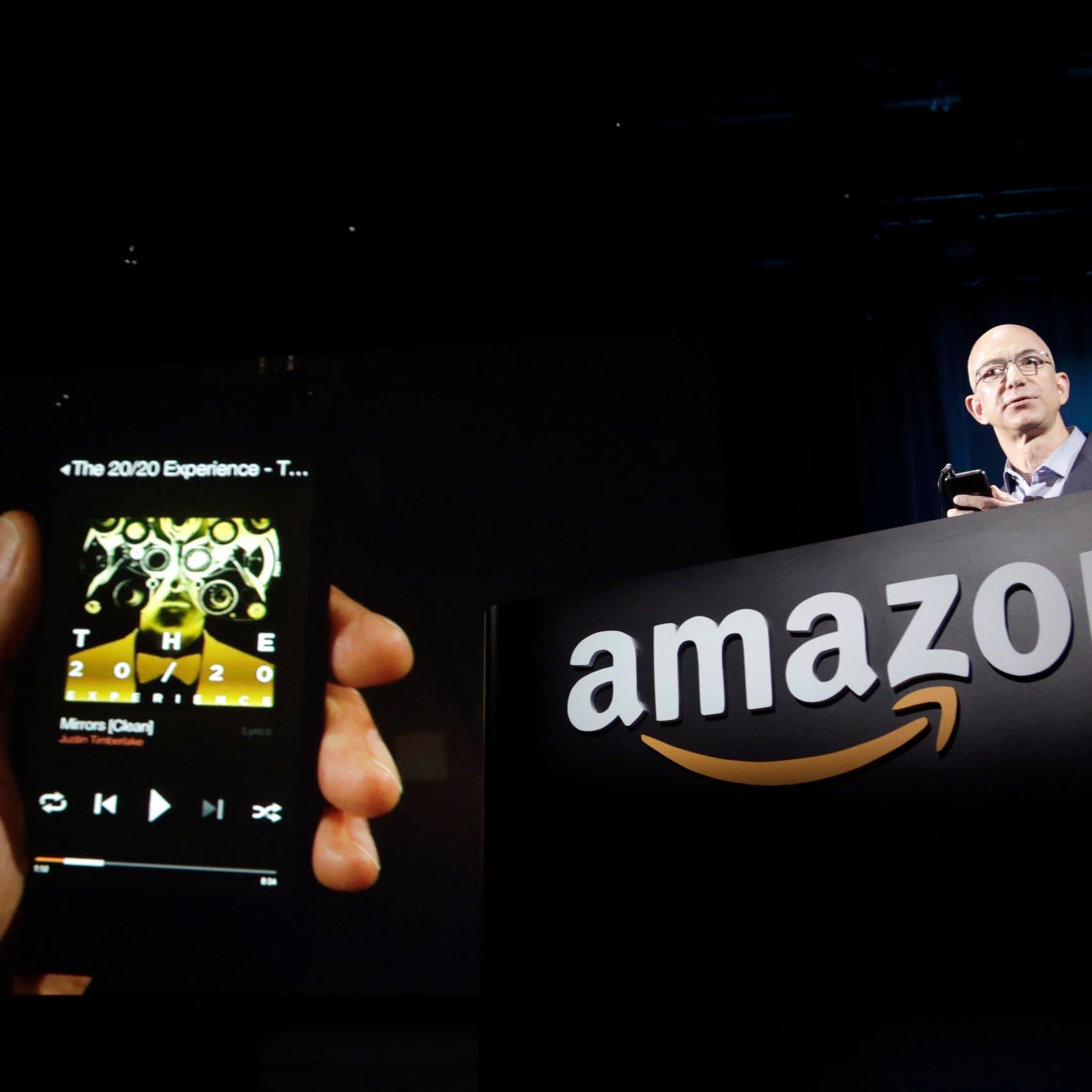 """""""أمازون"""" تحتفظ بعرش العلامات التجارية الأكثر قيمة في العالم"""