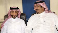 الجابر يعتذر لنواف بن سعد بعد الحكم بقضية الـ170 مليوناً