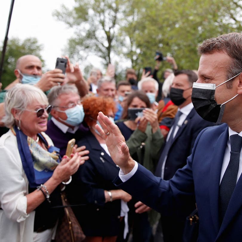 France's Macron urged to replace ailing party with new one ahead of elections
