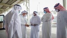 سعودی نائب وزیر حج وعمرہ کا مقامات مقدسہ مزدلفہ، منی اور میدان عرفات کا دورہ