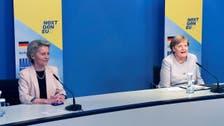 Germany's Merkel urges better EU coordination on COVID-19 travel rules