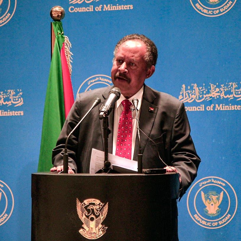 Sudan failed coup plotters were inside, outside of military: PM Hamdok