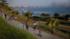 Strong earthquake shakes Peru's capital
