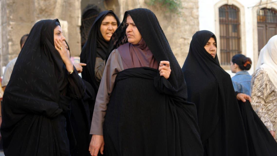 زنان ایرانی در دمشق