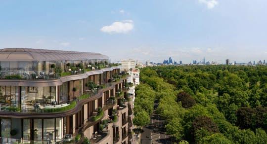 شقة لندن