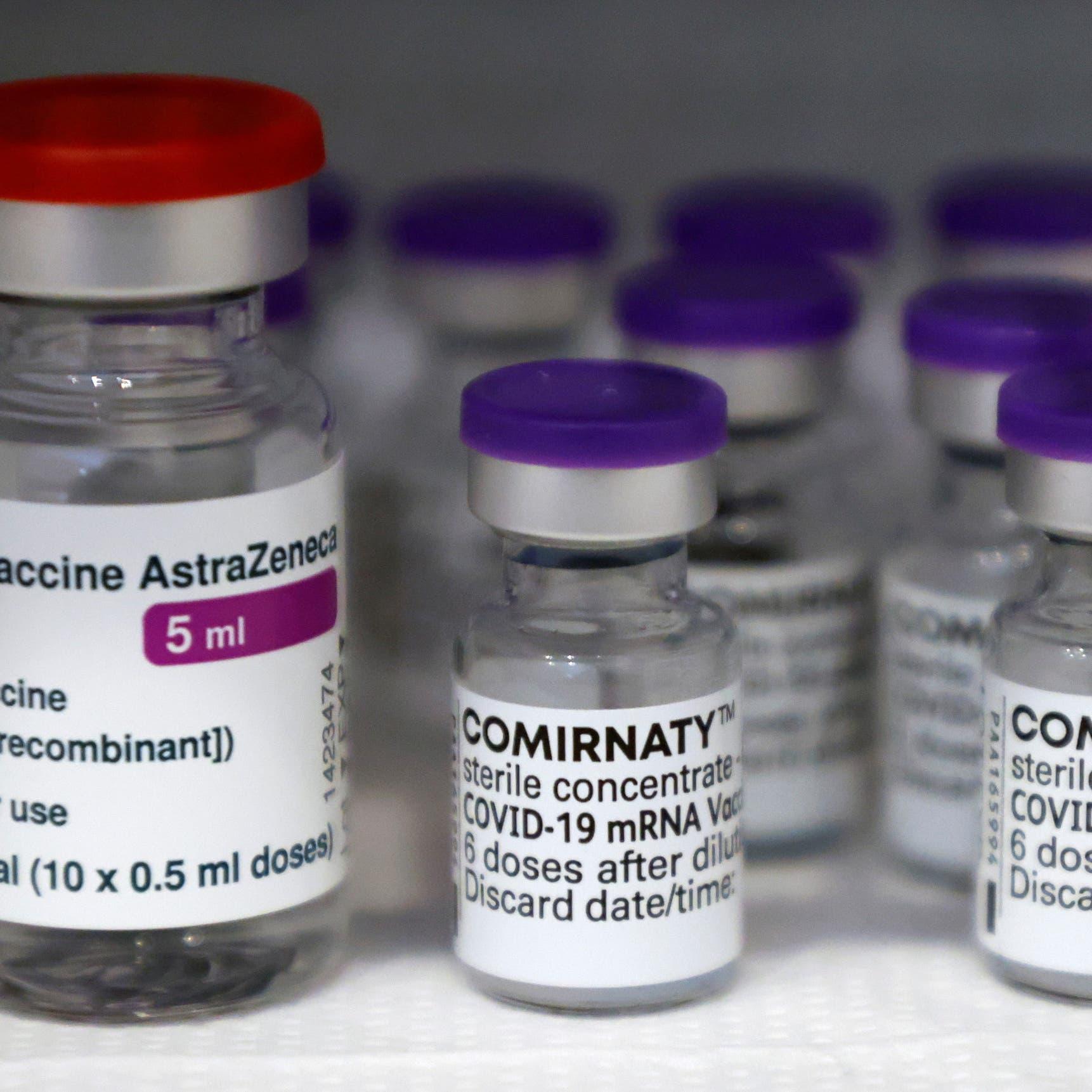 Mixing AstraZeneca, Pfizer COVID-19 vaccines boost antibody level, study finds