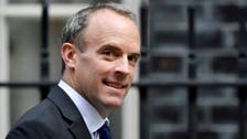 UK's Dominic Raab meets with Cambodian officials for trade talks