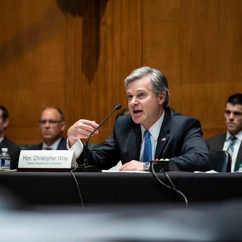 مدير FBI يحذر: التنظيمات الإرهابية وجدت ملاذا آمنا بأفغانستان