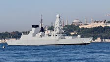 Russian forces fire warning shots at British Navy ship in Black Sea, UK denies it