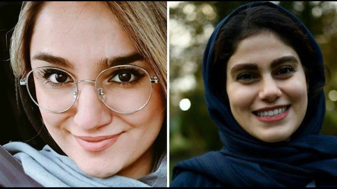 The two deceased journalists have been identified as Reyhaneh Yasini from the official IRNA news agency and Mahshad Karimi from the semi-official ISNA news agency. (Supplied)