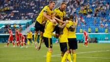 السويد تتصدر بثلاثية وتقصي بولندا خارج كأس أوروبا