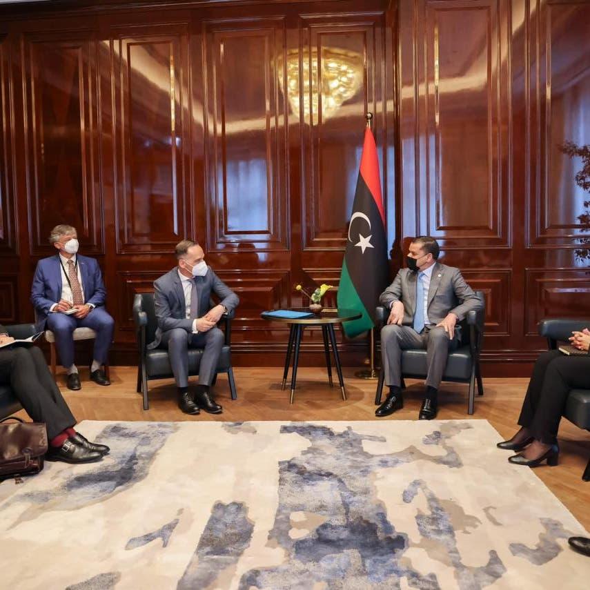 بيان ألماني يطالب بمغادرة القوات الأجنبية والمرتزقة ليبيا