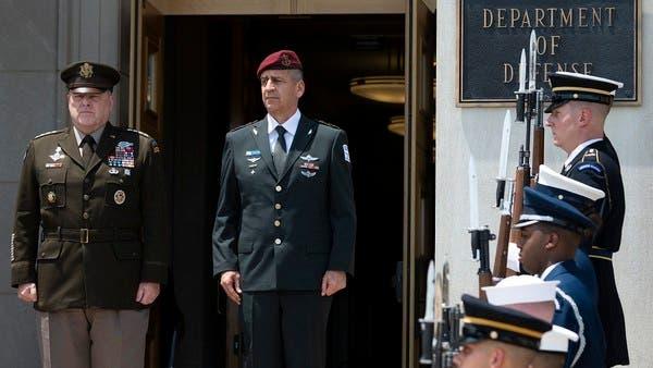 US-Israel cooperation to thwart Iranian aggression 'unprecedented': Kohavi