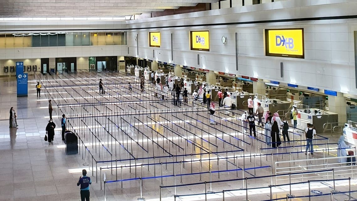 Dubai International Airport's Terminal 1 and Concourse D welcomed their first passengers on Thursday morning with the arrival of flynas flight XY201 from the Saudi Arabian capital of Riyadh. (Image: DXB)