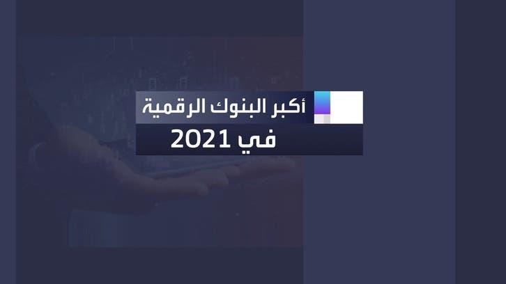 هذه أكبر البنوك الرقمية في 2021
