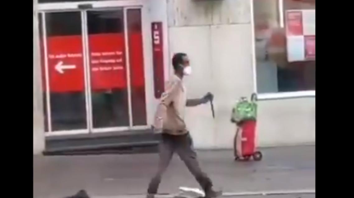 منفذ عملية الطعن في ألمانيا
