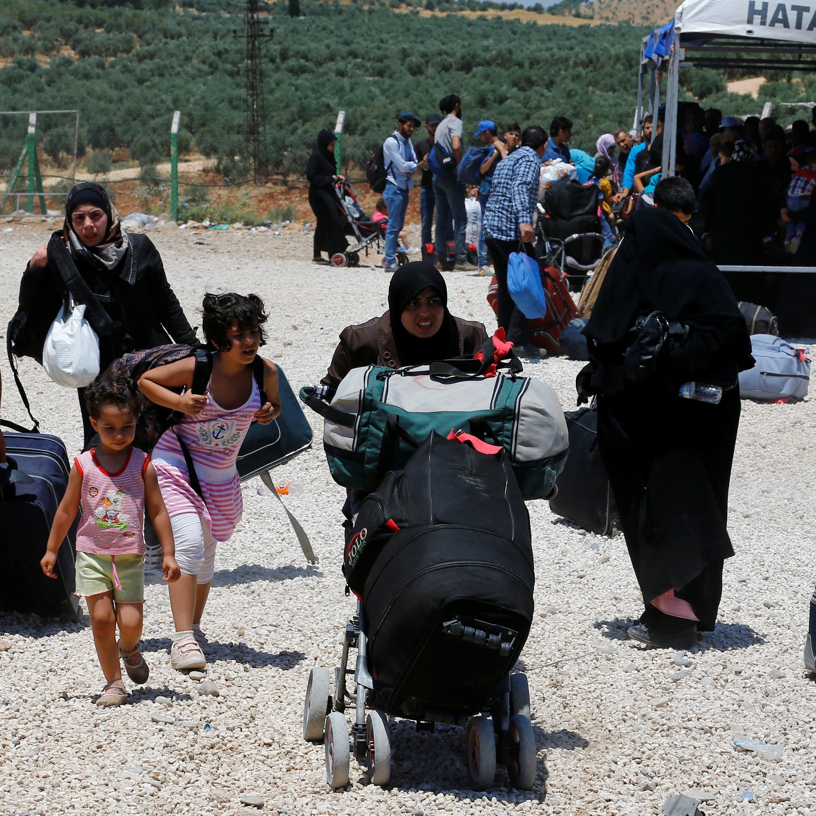 منظمة الصحة: إغلاق معبر المساعدات مع إدلب سيحدث كارثة