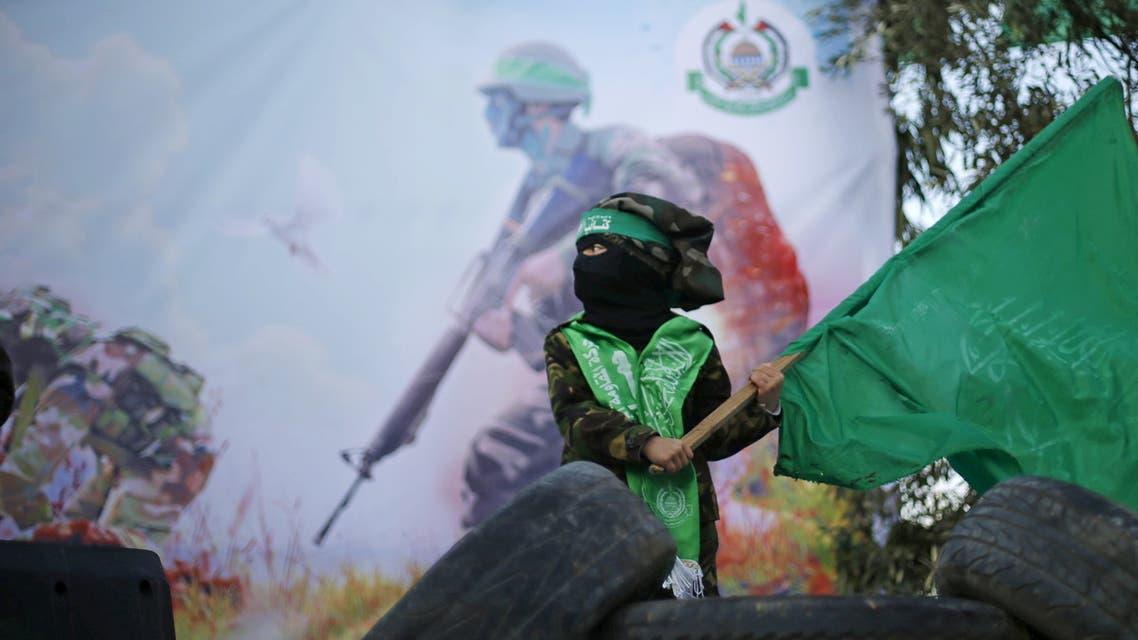 حماس (رويترز)