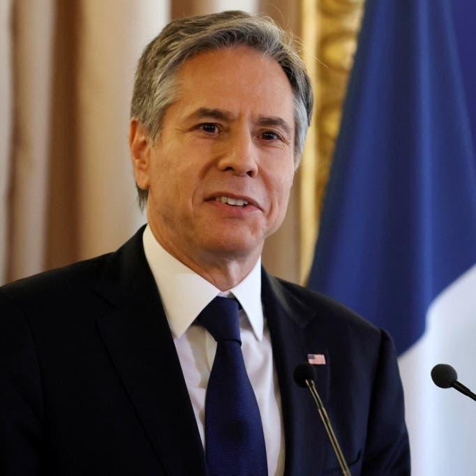 """بلينكن يؤكد تعهد سعيد إعادة تونس """"للمسار الديموقراطي"""""""