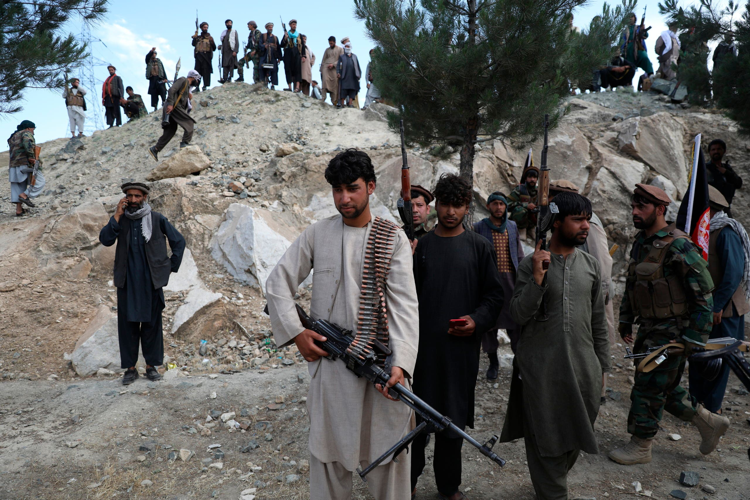 من أفغانستان (أرشيفية- أسوشييتد برس)
