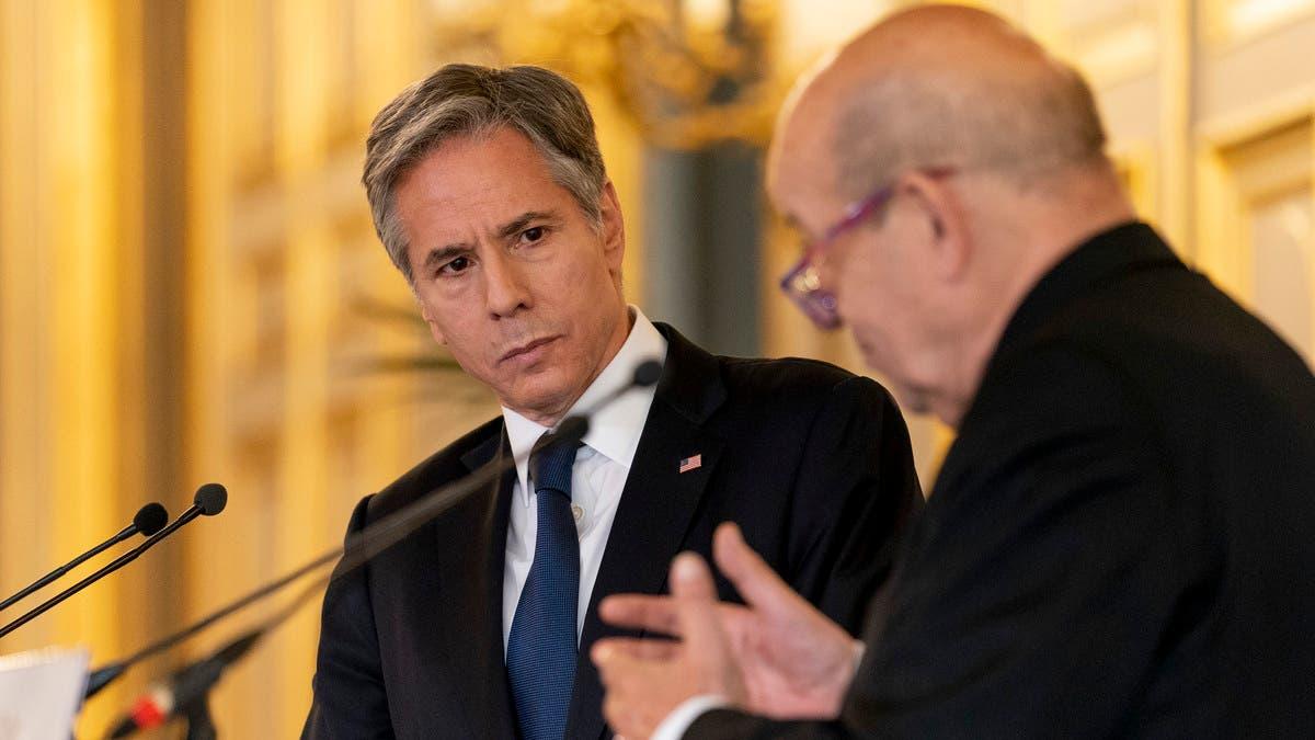 واشنطن تتعهد الانتقال من الأقوال إلى الأفعال لحل الأزمة مع باريس