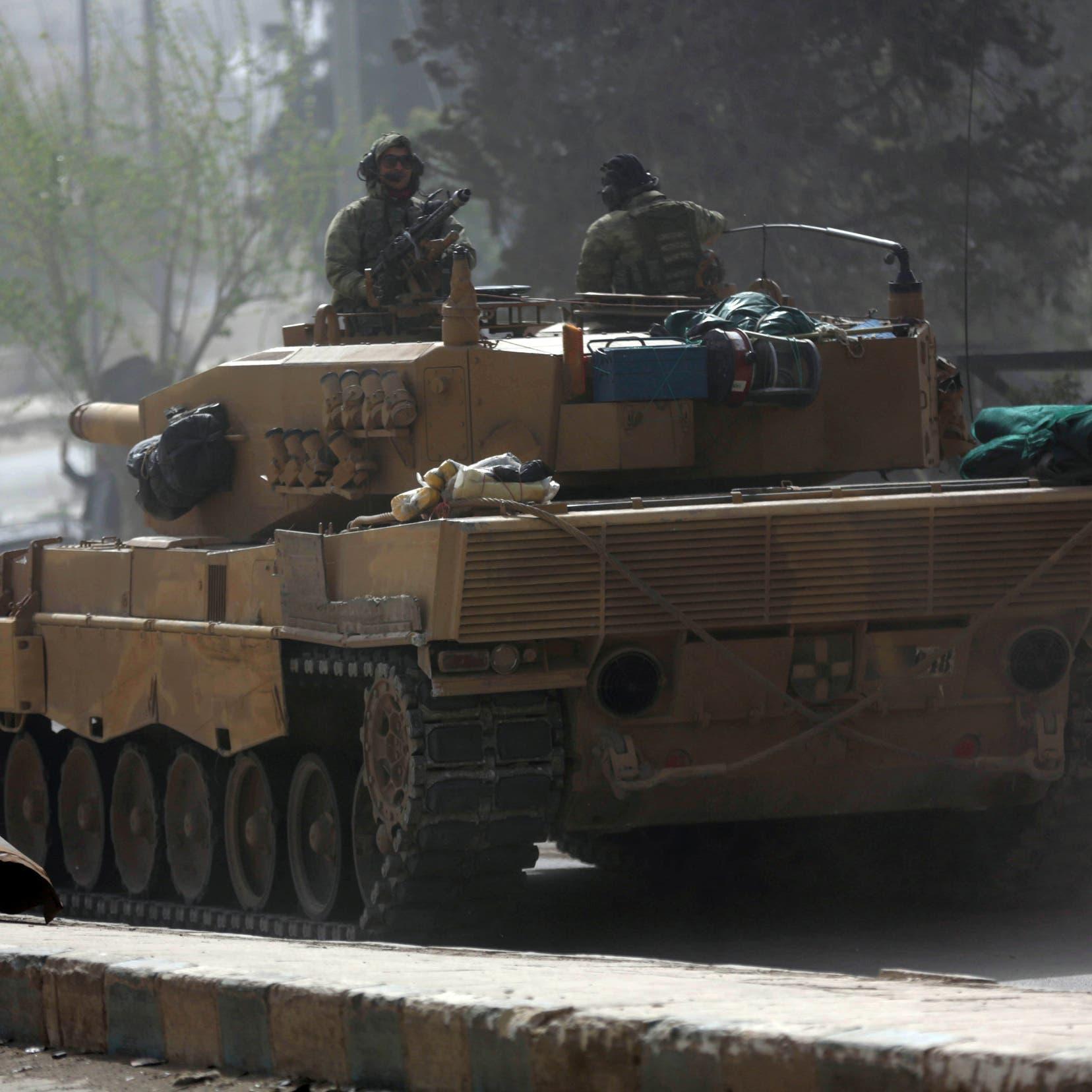 قصف في شمال سوريا يخلف 5 قتلى وما لا يقل عن 15 جريحا