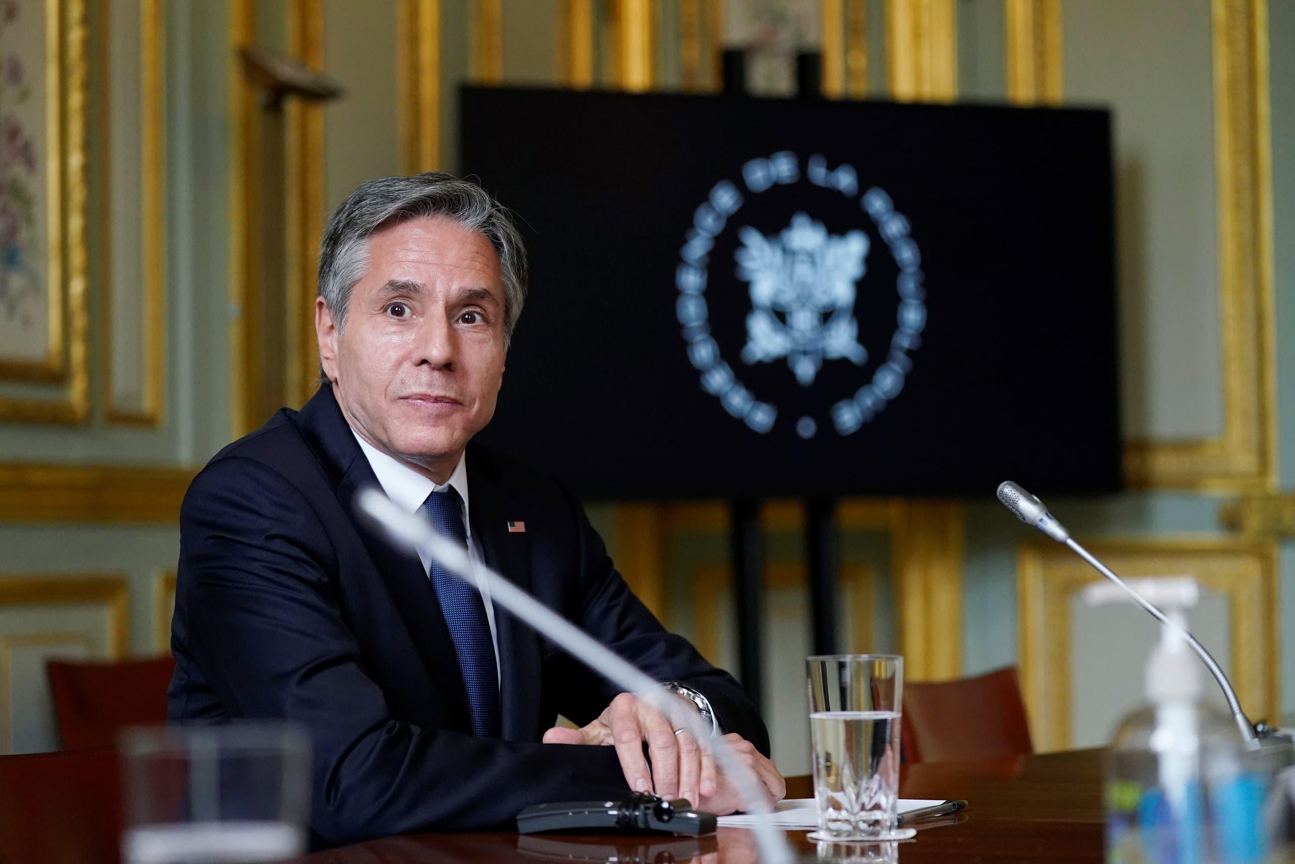 US Secretary of State, Anthony Blinken