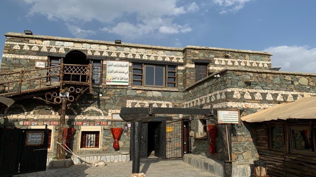 متحف من الحجر