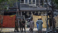 Pakistan's counterterrorism police arrest more suspects in deadly car bomb attack