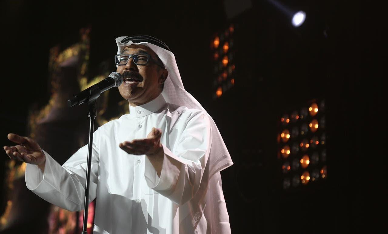عبدالله الرويشد خلال موسم الرياض