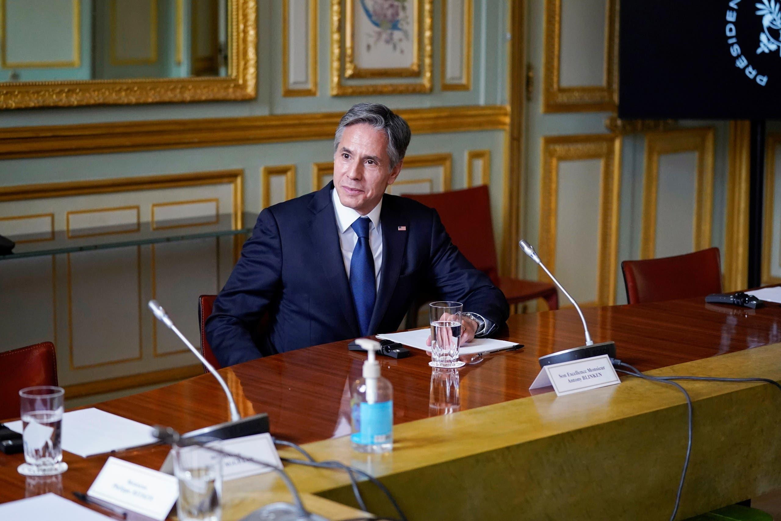 وزير الخارجية الأميركي، أنتوني بلينكن (أرشيفية - رويترز)