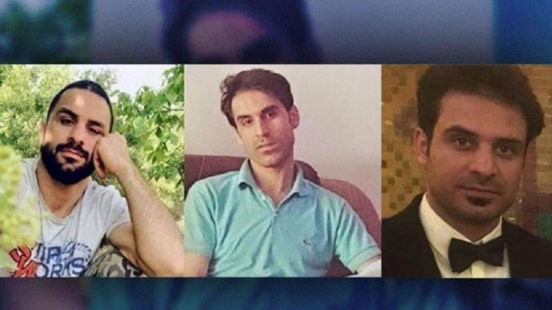 Iran: Boxer Naveed afkari and his Brothers