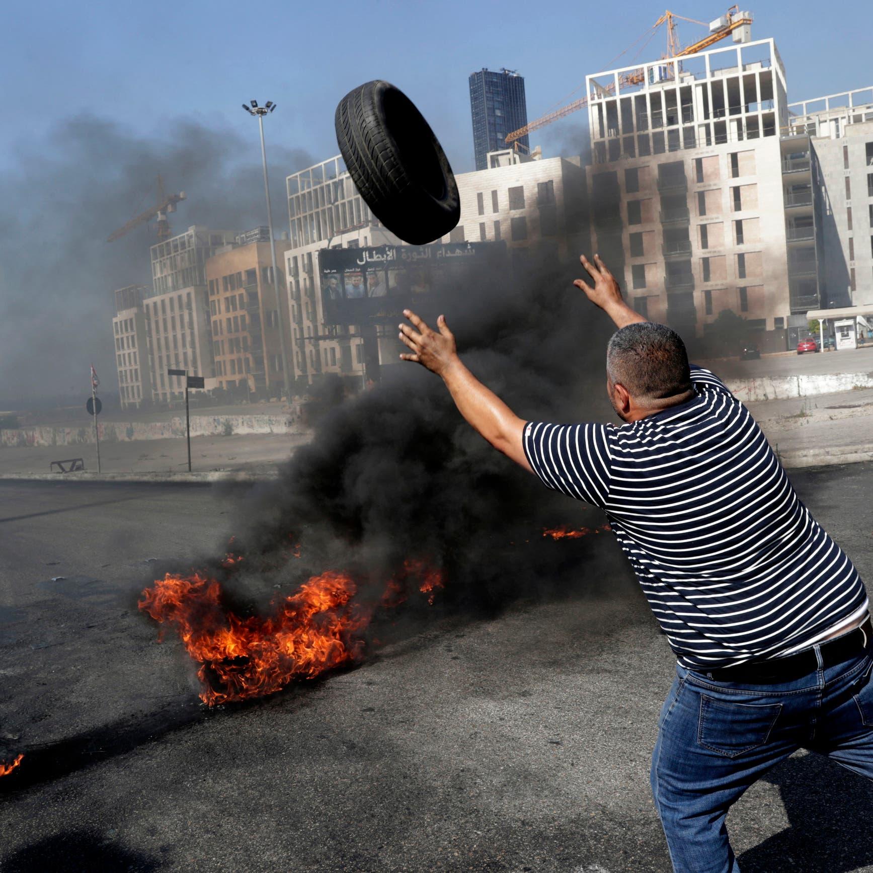 French envoy slams Lebanon PM for shifting blame on economic collapse