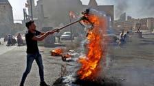 درگیری ارتش و معترضان در طرابلس لبنان 10 زخمی بر جای گذاشت