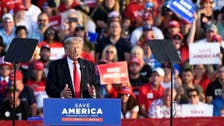 ترامپ بدون اعلام کاندیداتوری به کارزار تبلیغاتی بازگشت
