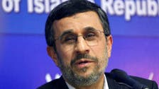 Iran's Ahmadinejad says he supports striking energy workers