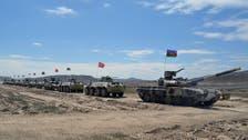 Turkey and Azerbaijan begin joint military drills in Baku