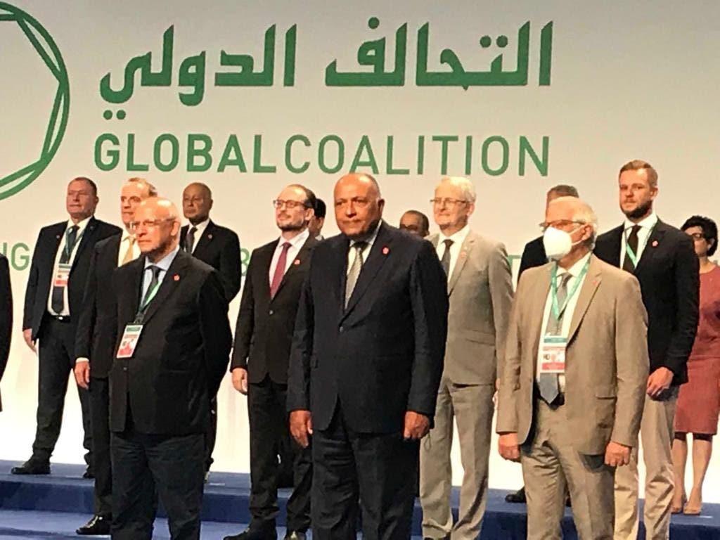 شرکت کنندگان در نشست اتحاد بین المللی