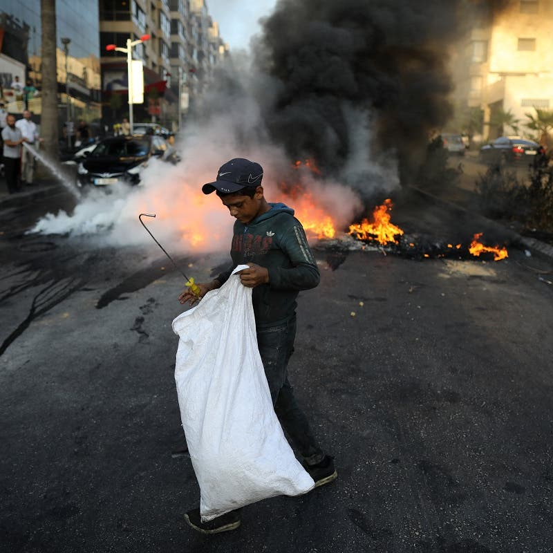 Protests erupt in Lebanon ahead of fuel price hike, severe power shortages