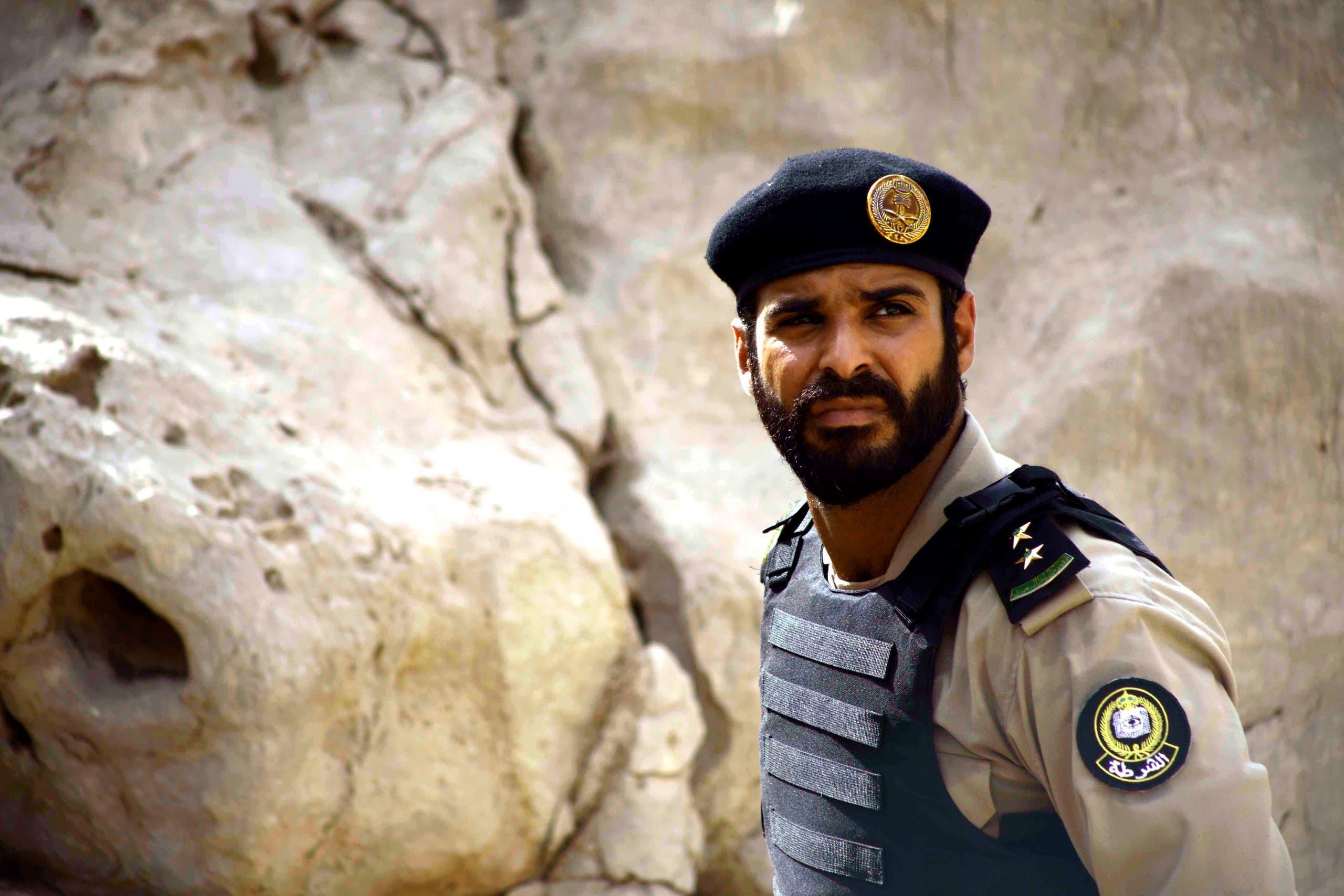Naif Al Daferi in Shahid VIP's series Rashash. (Supplied)