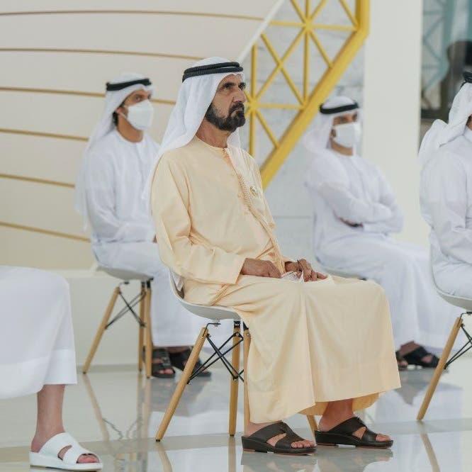 محمد بن راشد يطلق مجموعة من المبادرات الاقتصادية في الإمارات